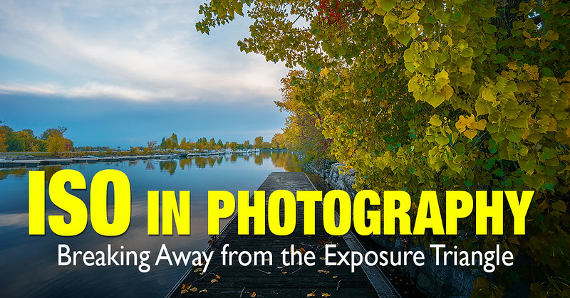 Definition of ISO in Photography – Breaking Away from the Exposure Triangle