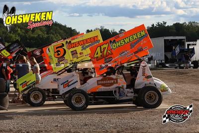 Ohsweken Speedway- August 21st