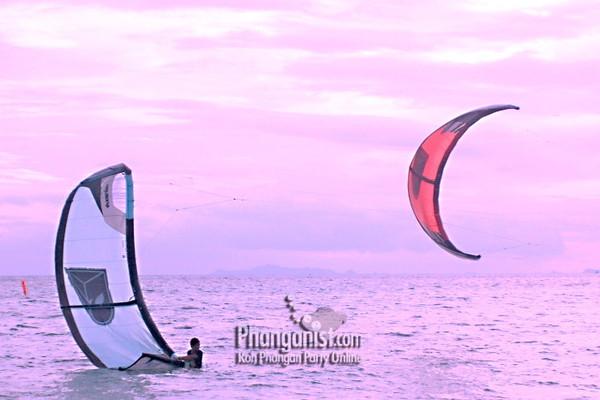 Kitesurf Koh Phangan