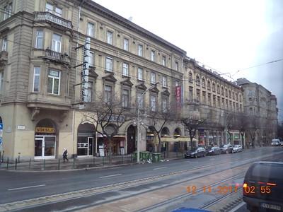 Budapest Dec. 11-12