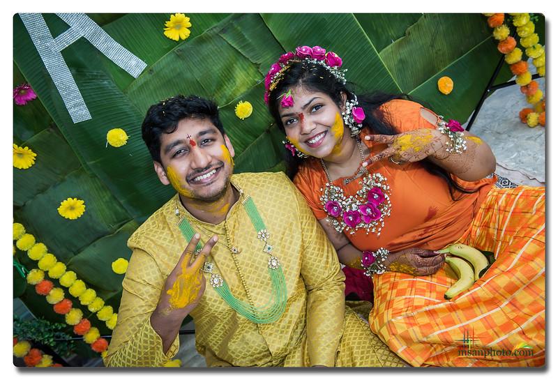 Anuhya & Chaitanya's Pre-wedding Ceremony 2020