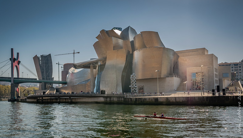 What Frank Gehry Coughed Up!
