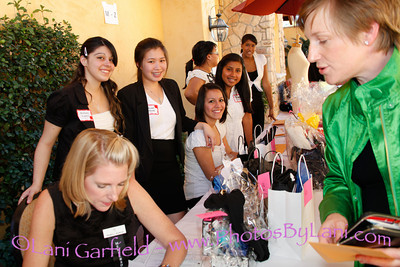 Women Leaders Forum, Girlz and their Leaders 1/17/11