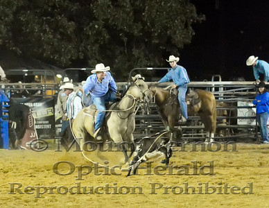 2016 Calf Roping Saturday 9/3/2016