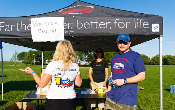 Burgers and Beer 5K 8.20.12