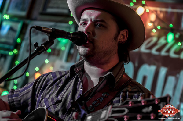 Caleb Caudle at Callaghan's