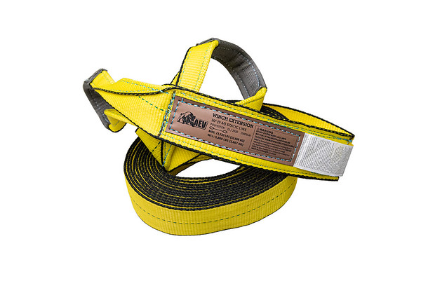 """3"""" Winch Extension Strap"""