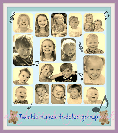 Twinkle tunes toddler group