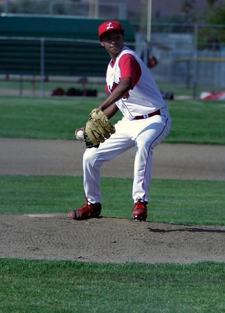 Corcoran @ Lindsay Baseball 4-2-13