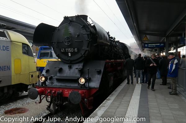 Class 41 (Steam)