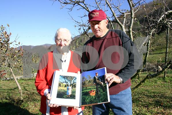 Briggs Orchard - November 2005