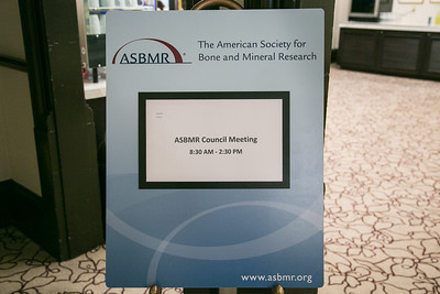 ASBMR 2018 Annual Meeting