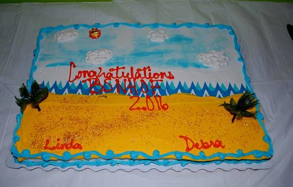 2016 BSNHOF Party for Linda Reeder & Debra Barta