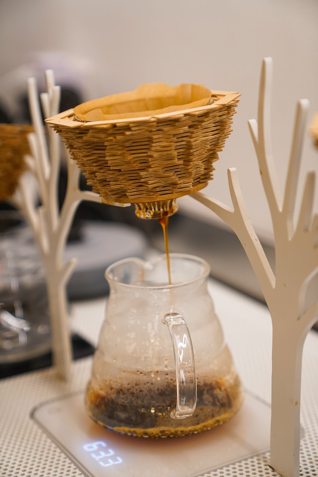 Baristart Coffee filter v60