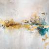 Hidden Spring-REI, 40x40 on canvas