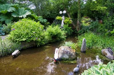 Irland - Carraig Abhainn Gardens