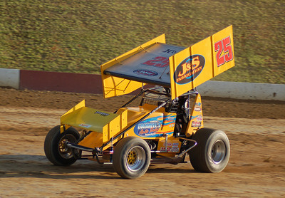 Central Pa Speedway 06-14-09 PASS 305 Sprints