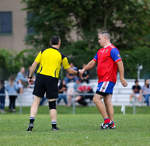 NYPD vs NYFD - Gaelic Football Match 9-14-19