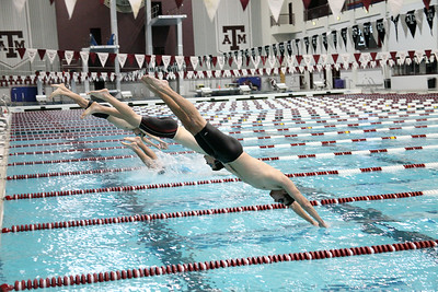 Conditioning Swimming