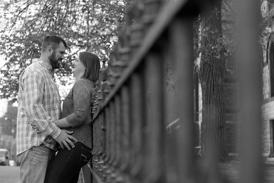 Jessica Ullrich Engagement Session
