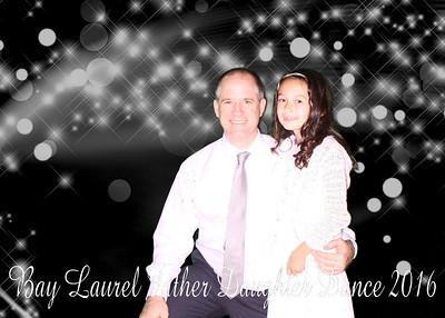 Laurel Bay Father Daughter Dance 2016