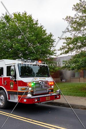 20200914 - City of Mount Juliet - School Fire