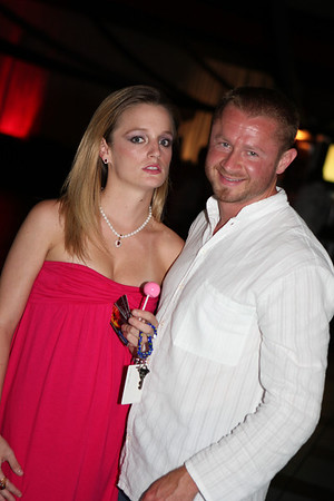 IMAX Pink & WHite Party 7-17-2010