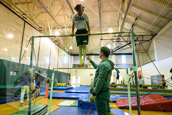 Gymnastics February 26