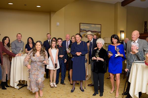 Sue's 80th Surprise Birthday at Los Altos Golf & Country Club