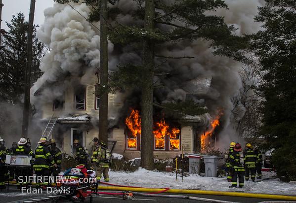 2021 Fire News