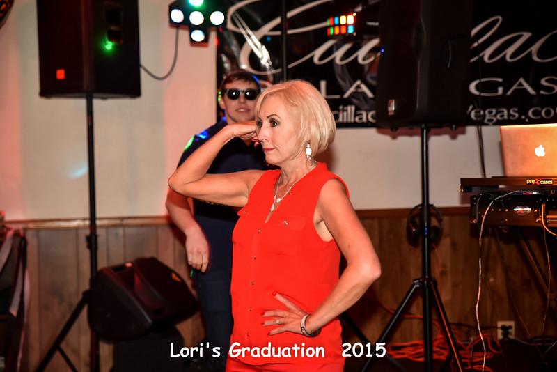Lori's Graduation Party