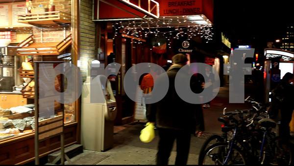 New York City Scenes Using the Canon 5D Mark II in HD