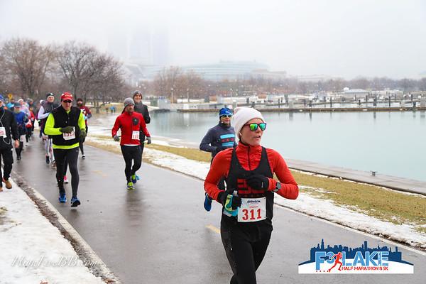 Half Marathon Mile 1 Part 3