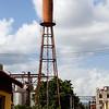 SANTIAGO DE CUBA. HATUEY BREWERY (OLD BACARDI BOTTLE). SANTIAGO DE CUBA PROVINCE. CUBA.A.