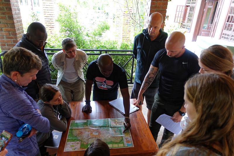 Kilimanjaro Ascent Day 1 - Ndarakwai Ranch