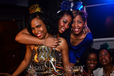 Night Society Nightlife Express Partybus New Years Eve 12-31-11