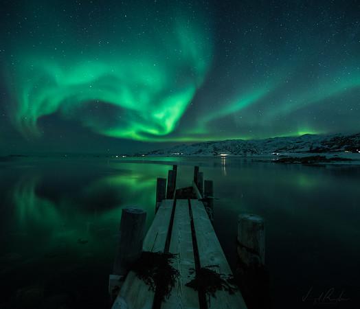 Night Captures - Aurora