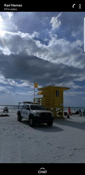 Siesta beach patrol