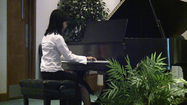 Piano Recital 6/6/2009