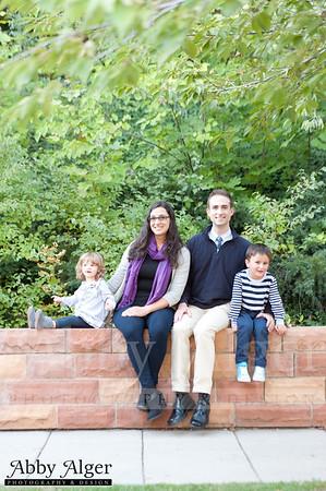 Schultz Family 2014