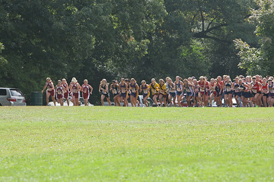Jackson Invite Cross Country Meet