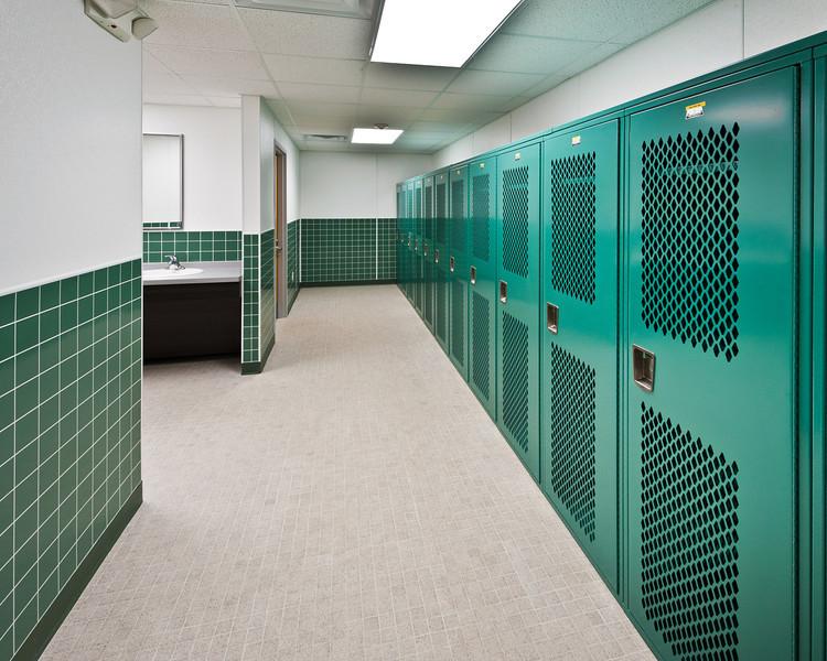 Demarest Dept. of Public Works Lockers