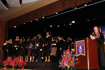 WEST FALL 2012 GRAD CEREMONY