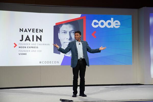 Code U: Naveen Jain