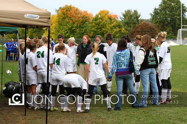 Clear Fork Girls Soccer 2009 - WHS