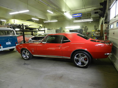 1967 Chevrolet Camaro - Resto Mod - For Sale
