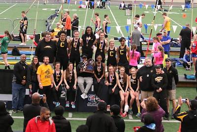 2016-03-05 OATCCC Ohio State Indoor Track and Field Championship - Podium