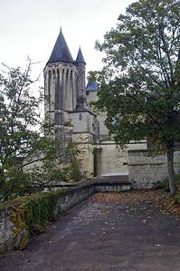 Loire Valley Chateau - Saumur