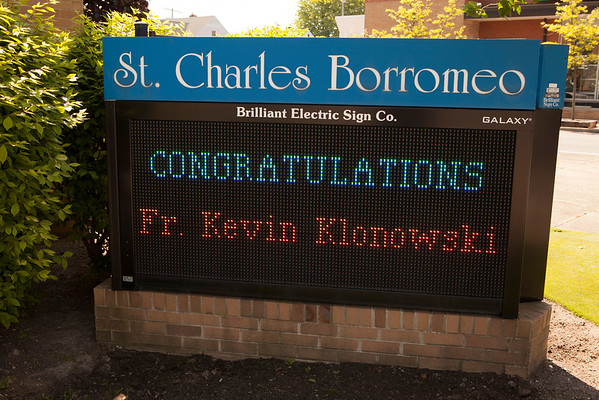 Fr. Kevin Klonowski Sunday