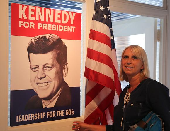 John F. Kennedy Museum, Hyannis, Massachusetts - July, 2014